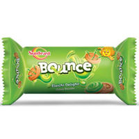 Sunfeast Bounce Elachi creme Biscuits Image