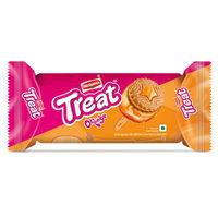 Britannia Treat Orange Biscuits Image