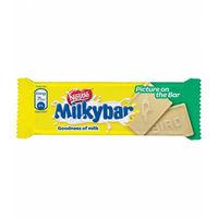 Nestle Milkybar Mould Chocolate Image
