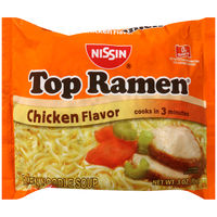 Top Ramen Chicken Noodles Image