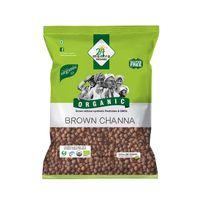 24 Mantra Brown/Black Chana - கருப்பு  சுண்டல்  Image