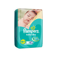 Pampers Baby Dry small Size Pants Image