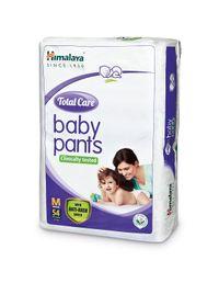 Himalaya Total Care Baby Pants - Medium Diaper Pants Image