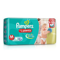 Pampers Baby dry pants Diaper Medium Size Image