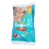 Pampers Happy skin pants - Medium Image