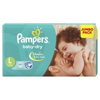 Pampers Baby- Dry Diapers Large Image