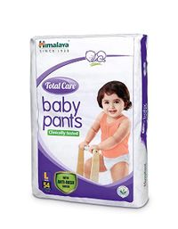 Himalaya Total Care Baby Pants - Large Diapers Pants Image
