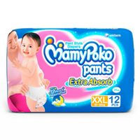 Mamy Poko New born Size - 28 Pants Image