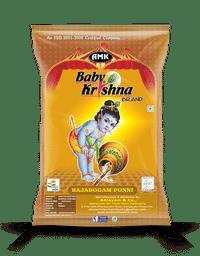 Baby krishna Ponni Rice Old Image