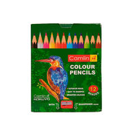 Camlin 24 Shades Colour Pencils Image