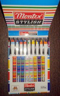 Montex Stylish Ball Pen Image