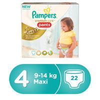 pampers premium care pants (M size 4 pants) Image