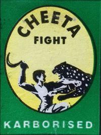 Cheeta Match Box  Image