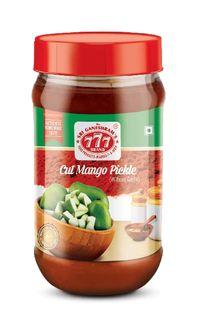 777 Brand Cut Mango Pickle Image