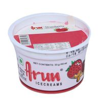 Arun Cup - Strawberry Icecream Image