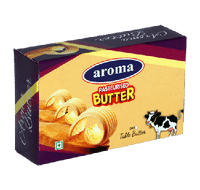 Aroma Pasturized table butter - salted Image