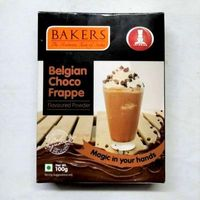 Bakers Belgian choco Frappe  Image