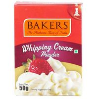 bakers whipping cream powder  Image