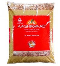 Aashirvaad Whole Wheat Atta  Image