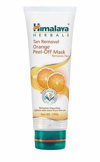 Himalaya Tan Removel Orange peel - off Mask  Image