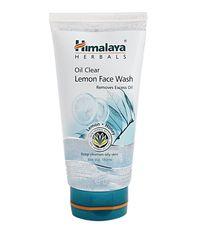 Himalaya oil Clear lemon facewash Image
