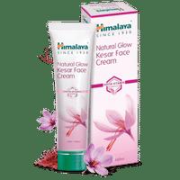 Himalaya Natural Glow kesar face cream  Image