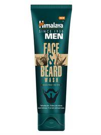 Himalaya Men Face & Beard wash  Image