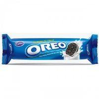 Cadbury Oreo Original Cream Biscuits - Vanilla Image