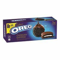 Cadbury Oreo dipped biscuit Image