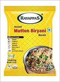 Rayappas Instant Mutton Biryani  Image