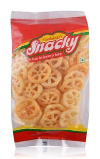 Snacky Fryums small wheels  Image