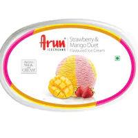 Arun Tub - Strawberry Mango Duet Icecream Image