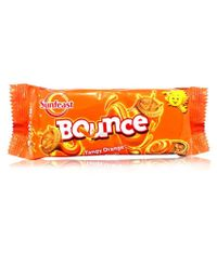 Sunfeast Bounce Orange creme biscuits Image