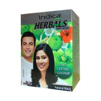 Indica Powder Hair colour with Multiherbs - Black Image