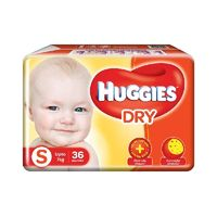 Huggies Dry Pants (S) Image
