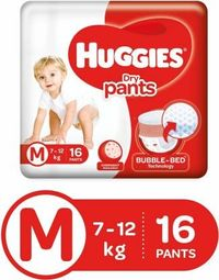 Huggies Dry Pants (M) Image