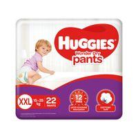 Huggies Wonder pants (XXL) Image