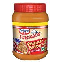 Fun Foods Peanut Butter Crunchy  Image