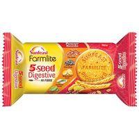 Sunfeast Farmlite 5 Seed digestive Image