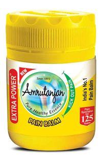 Amrutanjan Pain balm - Yellow Image