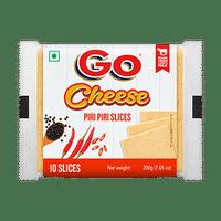 Go Cheese Piri Piri - 10 Slices Image