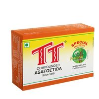TT Asafoetida (Katti) With FREE TT (Rs.30 Appalam)  Image