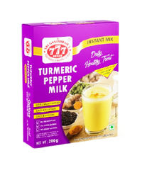777 Turmeric Pepper Milk Image