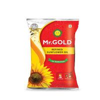 Mr. Gold Refined Sunflower Oil Image