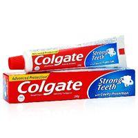 Colgate Dental Cream Strong Teeth Toothpaste Image