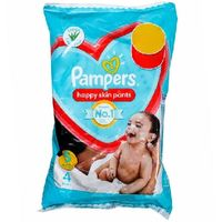 Pampers Happy skin pants - Small Image