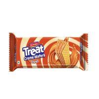 Britannia Treat creme wafers - Orange Image