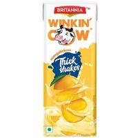 Britannia Winkin Thickshakes - mango Image