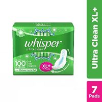 Whisper Ultra XL+ Sanitary napkin Image