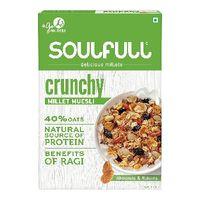 soulful crunch millet muesli (B1G1) 800G (400g+400g) Image